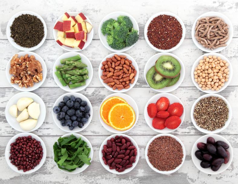Identificación de Productos de Origen Vegetal